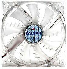 Zalman ZM-F3 3 Pin 120mm LED Fan - Blue ZM-F3 LED(SF)