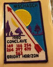 1980 SE  LA Section Conclave Nischasch Lodges 149,264,166,254,397,479,563