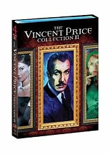 The Vincent Price Collection II [House on Haunted Hill The Retu... Free Shipping