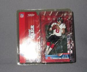 New Mcfarlane NFL 2003 David Carr  Action Figure Houston Texans