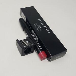 New Bobbi Brown Art Stick Crayon Plus Sharpener Electric Pink 4