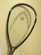 HEAD Magnesium Mg 200 Carbon 3000 Squash Racket Racquet EUC!