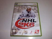 XBOX 360 NHL 2k6