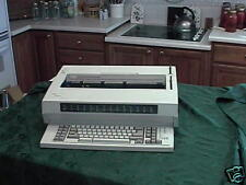 TOP-OF-THE-LINE - REFURB IBM Wheelwriter 1500 Typewriter w/120 day warranty