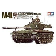 Tamiya 35055 1/35 US M41 Walker Bulldog Light Tank Plastic Model Kit Brand New