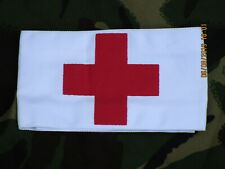 Brassard ,Armlet Red Cross,Medical Personal,Sanitäter Armbinde
