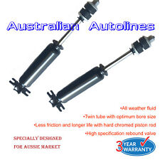 2 New Mitsubishi Triton MJ MK 2WD Ute Extra Low Front Shock Absorbers 6/92-8/06
