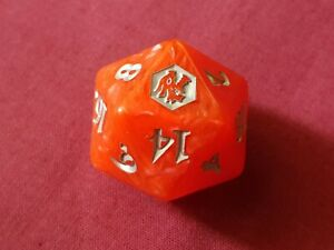 Magic The Gathering ADVENTURES IN FORGOTTEN REALMS BUNDLE RED D20 DICE New MTG