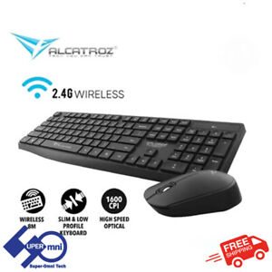 Home/Office PC Wireless Keyboard+Mouse Bundle Computer Combo Xplorer Air 6600SL