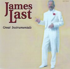 JAMES LAST : GREAT INSTRUMENTALS / 2 CD-SET - NEUWERTIG