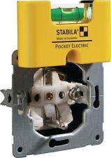 Preiskracher Stabila Mini-wasserwaage Pocket Electric