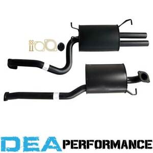 Ford Falcon FG XR6 Sedan 2.5 Inch Catback Performance Exhaust With Twin Outlet