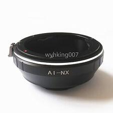 Nikon AI AIS F Lens To Samsung NX Adapter NX10 NX5 NX3000 NX300M NX300 NX1000