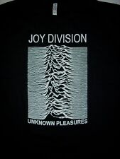 FREE SAME DAY SHIPPING NEW CLASSIC JOY DIVISION UNKNOWN PLEASURES SHIRT LARGE