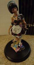 Zombie Girl Maid Statue Kaitendoh Horror Figure Series  Brand New