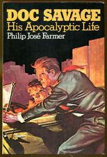 Doc Savage: His Apocalyptic Life by Philip Jose Farmer-First Edition in DJ-1973