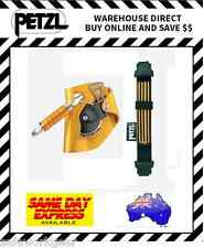 Petzl ASAP Mobile Fall Arrest Device 20cm Asap'sorber Carabiner Rope Climbing