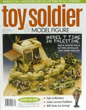 Toy Soldier And Model Figure Collectible Magazine Issue 224 Model T Time