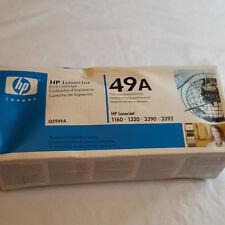 NEW GENUINE HP Q5949A 49A TONER CARTRIDGE LASER JET Black Ink
