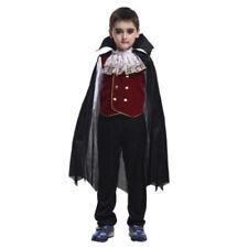 Déguisements costumes noirs en vampire pour garçon
