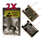 2 X New USB Charging Sync Port Charger AT&T ASUS Memo Pad 7 LTE K00X ME375CL USA