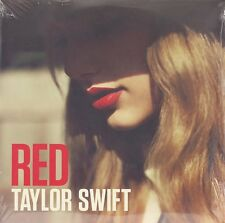 Red  TAYLOR SWIFT Vinyl Record