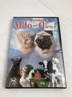 The Adventures of Milo and Otis DVD