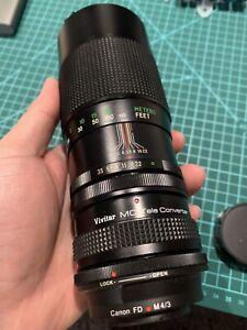 VIVITAR Lens 200mm F3.5