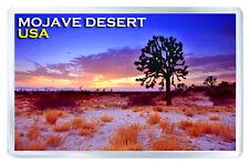 MOJAVE DESERT USA FRIDGE MAGNET SOUVENIR IMAN NEVERA
