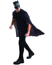 Dawn Of Justice Batman Cape And Mask Adult Set Size OS