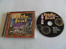 LITTLE FEAT - Chinese Work Songs (CD 2000) Germany Pressing