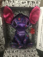More details for disney stitch crashes disney beauty and the beast plush in box