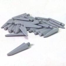 20 NEW LEGO Spike Flexible 3.5L Light Bluish Gray