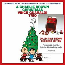 NEW A Charlie Brown Christmas [Snoopy Doghouse Edition] (Audio CD)