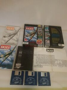 Reach For The Skies Amiga Game By The Hit Squad