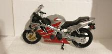 Motorrad Modell 1:12 HONDA CBR 600 F4 Sammlung gebraucht sehr guter Zustand