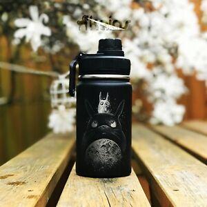 Personalised Water Bottles - Twist N Sip Bottle - Laser Engraved - Kids Bottle