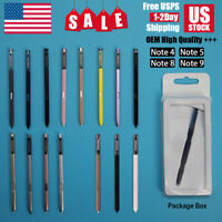 OEM Stylus S Touch Pen Pencil For Samsung Galaxy Note 4 Note 5 Note 8 Note 9 US