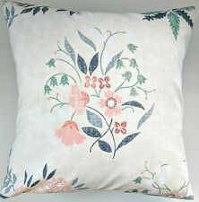 """Cushion Cover in Next Pastel Salisbury Floral 16"""" Matches Curtains Bedding"""