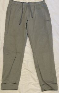 Nike Therma Fit Men's Gray Activewear Sweatpants Size XL
