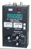 MFJ-259CM Antenna Analyzer - 470KHz - 230MHz - US Seller - Fast Shipping!