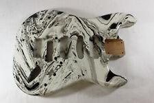 Glow Swirl HSH Gotoh Floyd Rose Strat Stratocaster body Fits Fender neck P529