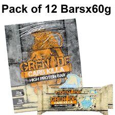 Grenade Killa Carb cioccolato bianco proteine Cookie snack-bar-POCO ZUCCHERO 12x60g