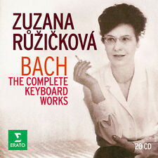 Zuzana Ruzicková - Complete Keyboard Works [New CD] Boxed Set