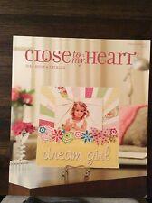 Close To My Heart Spring/Summer 2013 Idea Book