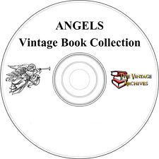 Angels & Angelology Vintage Book Collection on CD