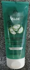 The Body Shop Aloe Multi Use Soothing Gel Face & Body 200ml New