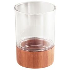 NEW Tumbler Cup For Bathroom Vanity Countertops InterDesign Bath Collection