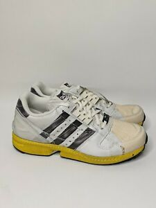 Adidas ZX 8000 Superstar A-ZX Mens Sz 10 Shoes Off White/Core Black  FW6092 NEW