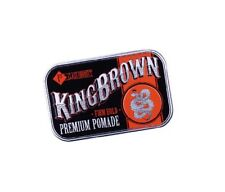 King Brown Firm Hold Pomade